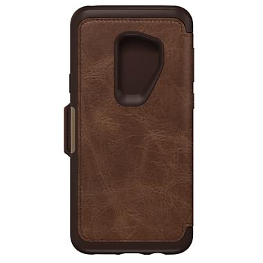 Otterbox Strada Folio Galaxy S9+, Espresso (7758079)
