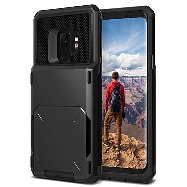 VRS Design Damda Folder Galaxy S9, Metal Black (VRSGS9DMFMB)