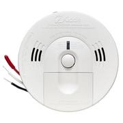 Kidde 120V AC Talking Smoke & Carbon Monoxide Alarm with Front-Load AA Battery Backup (KN-COSM-IBACA)