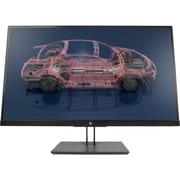 "HP Business Z27n G2 27"" LED LCD Monitor, 16:9, 5 ms GTG (1JS10A8#ABA)"