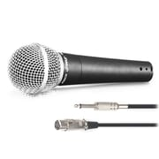 Pyle Pro Dynamic Handheld Microphone with Built-in Pop Filter (PDMIC58)