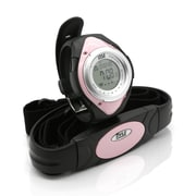 Pyle Heart Rate Monitor Watch with Calorie Counter and Target Zones