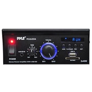 Pyle Digital Stereo Speaker Power Amplifier System with LED Display (PCAU25A)