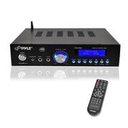 Pyle Compact Bluetooth Stereo Amplifier Receiver, 200 Watt (PDA5BU)