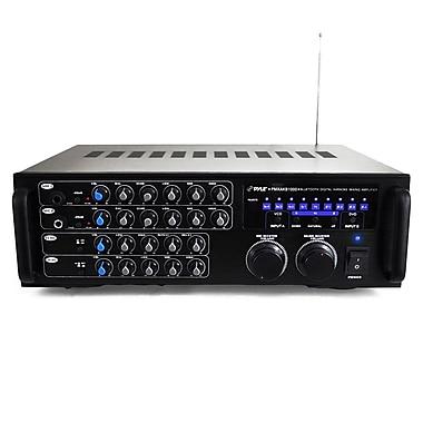 Pyle Bluetooth Karaoke Mixer Amplifier 1000W (PMXAKB1000)