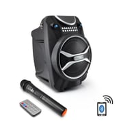 Pyle Bluetooth Karaoke Speaker and Recording System (PWMAB210BK)