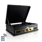 Pyle Vintage Bluetooth Turntable with Digital MP3 Recording