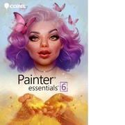Corel – Logiciel Painter Essentials 6, Windows/Mac [téléchargement]