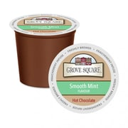 Grove Square™ Smooth Mint Hot Chocolate Mix, 24/Pack
