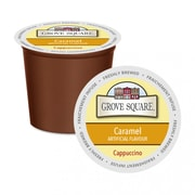 Grove Square™ Caramel Cappuccino Mix, 24/Pack