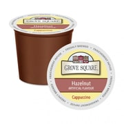 Grove Square™ Hazelnut Cappuccino Mix, 24/Pack