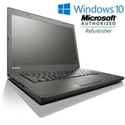 "Lenovo Refurbished THINKPAD EDGE 0578 14"" Notebook, 2.13 GHz Intel Core i3 330M, 320 GB HDD, 4 GB DDR3, Windows 10 Professional"