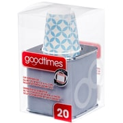 Goodtimes Paper Cup Dispenser with 20 Paper Cups
