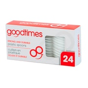 Goodtimes Heavy Weight Boxed Spoons, 24/Pack