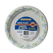 "Goodtimes™ Blue Raton 8.75"" Paper Plates, 30/pack"