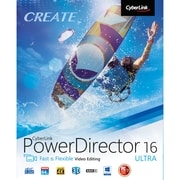 CyberLink PowerDirector 16 Ultra, Windows [Download]