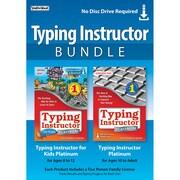 Ensemble de logiciels de dactylo Typing Instructor® Bundle, pour Windows, anglais [téléchargement]
