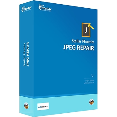 Stellar Phoenix JPEG Repair, Mac [Download]