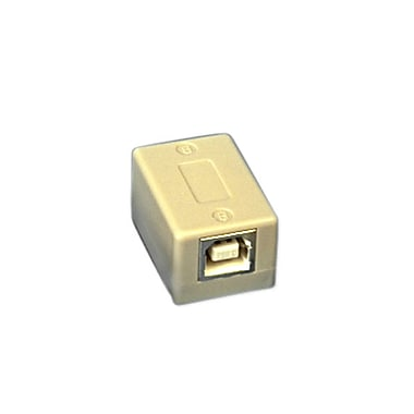BlueDiamond USB B to B Cable Coupler, (4090)