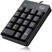 Adesso AKB-601UB, USB Spill Resistant 18-Key Numeric Keypad