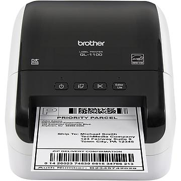 Brother QL1100 Desktop Label Printer