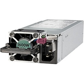 HPE 600W Flex Slot Platinum Hot Plug Low Halogen Power Supply Kit (830272-B21)
