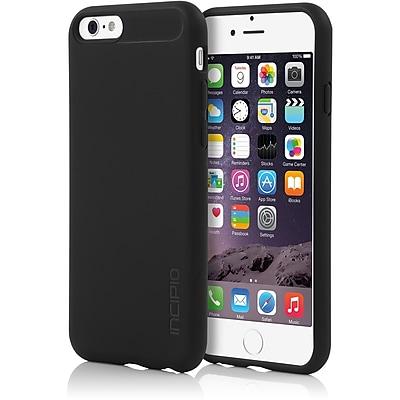 Incipio® NGP Flexible Impact-Resistant Case for iPhone 6/6s, Translucent Black (IPH1181BLK)