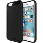 Incipio® Performance Series Level 2 Dual Layered Case for iPhone 6/6s, Black (IPH1355BLK)
