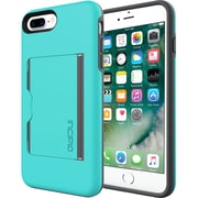 Incipio Stowaway Credit Card Case with Integrated Stand for iPhone 7 Plus (IPH-1503-TQC)