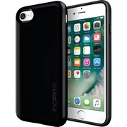 Incipio Haven LUX Protective Case with Glossy Finish for iPhone 7 (IPH-1473-BLK)
