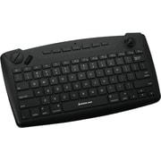 IOGEAR Wireless Smart TV Keyboard with Trackball (GKB635W)