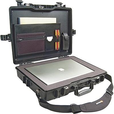 "Pelican™ 1490CC Laptop Case For 17"" Notebook, Black"