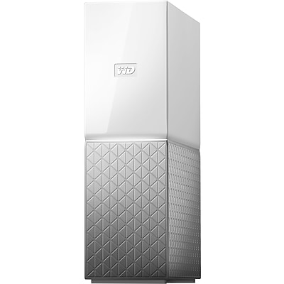 WD My Cloud Home Personal 6TB Cloud Storage (WDBVXC0060HWT-NESN)