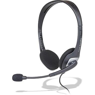 Cyber Acoustics - Casque d'écoute stéréo USB AC-8020