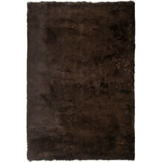 Safavieh Paris Shag Area Rug, 2' x 3', Chocolate (SG511-2727-2)