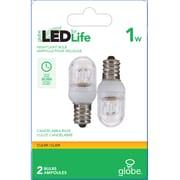 Globe – Ampoule DEL pour veilleuse 1W, paq./2 (336)