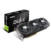 MSI – Carte graphique GeForce GTX 1080 TI Duke 11G OC (X1080TIDUKE11GOC)