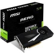 MSI – Carte graphique GeForce GTX 1070 TI Aero 8G (GTX1070TIAERO8G)