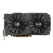 Asus – Carte graphique ROG Strix RX570 Gaming, GDDR5 de 4 Go (ROG-STRIX-RX570-O4G-GAMING)