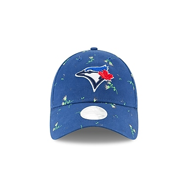 New Era Ladies' Toronto Blue Jays Blossom 9Twenty Cap