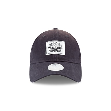 New Era Ladies' New York Yankees Vintage Patched 9Twenty Cap