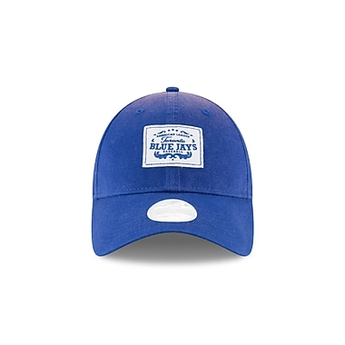 New Era Ladies' Toronto Blue Jays Vintage Patched 9Twenty Cap