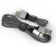 LBT 3+1 Feet Lightning Braided Cable