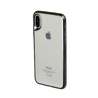 Viva Madrid Metalico Glosa For iPhone X Back Case