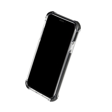 Tuff 8 For iPhone X Back Case With Trim Triple Injection