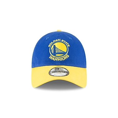 New Era Golden State Warriors Mark Mixer Adjustable 9Twenty Cap