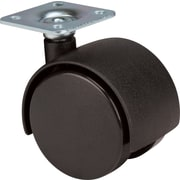 Algood 300/400 Series Twin Wheel Casters, 24/Pack