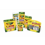 Crayola Back to School Pack Grades 3-5 (04-0051)