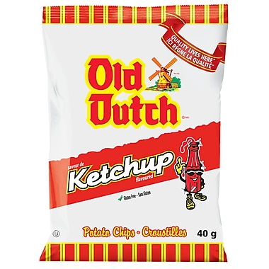 Old Dutch Ketchup, 40/Pack