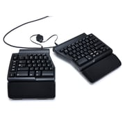 Matias Ergo Pro Quiet-Click mechanical switch Keyboard for PC